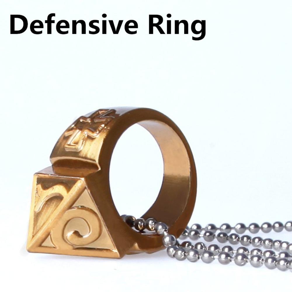 Self Defense Ring Necklace - Trueautohunter 810774f48e